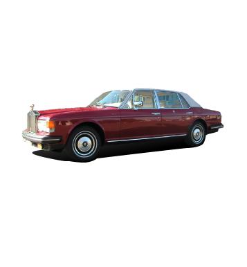 Rolls Royce Silver Spur 1984 Monégasque